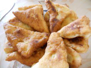 Снимка 3 от рецепта за Мекици със сирене (без мая)