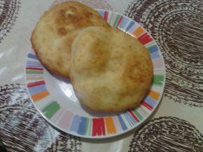 Снимка 5 от рецепта за Мекици със сирене (без мая)