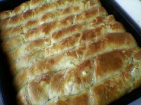 Снимка 4 от рецепта за Месеница с млечно тесто