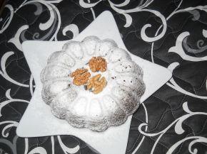 Снимка 2 от рецепта за Мини какаово кексче със стафиди и орехи