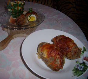 Снимка 4 от рецепта за Мини руло Стефани (Глезла)