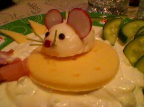 Снимка 3 от рецепта за Мишлета от варени яйца