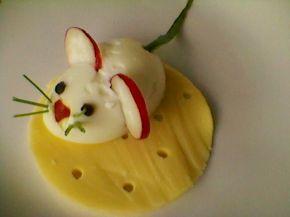 Снимка 4 от рецепта за Мишлета от варени яйца