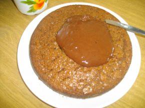 Снимка 3 от рецепта за Мокър кекс
