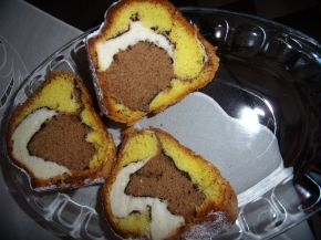 Снимка 6 от рецепта за Мраморен кекс