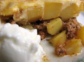 Снимка 3 от рецепта за Картофена мусака