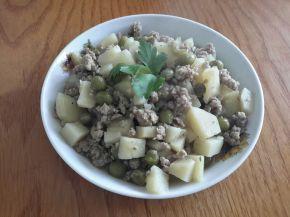 Снимка 2 от рецепта за Мусака без заливка