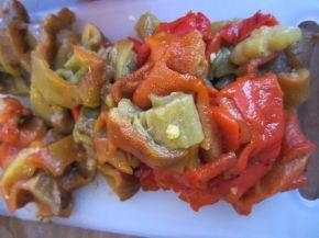 Снимка 3 от рецепта за Мусака от чушки