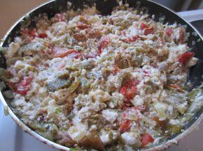 Снимка 4 от рецепта за Мусака от чушки