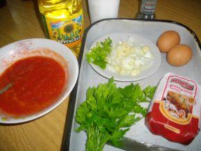Снимка 2 от рецепта за Мусака от макарони с кайма