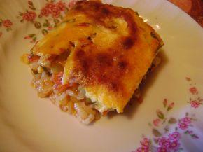 Снимка 5 от рецепта за Мусака от ориз и зеленчуци
