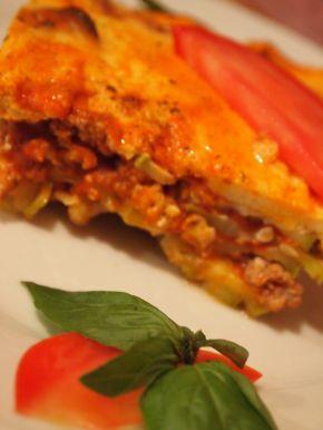 Снимка 2 от рецепта за Мусака с тиквички - II вариант