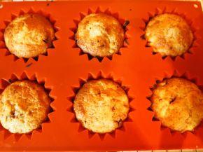 Снимка 2 от рецепта за Мъфини с банани и шоколад