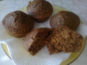 Снимка 2 от рецепта за Мъфини с кафе и орехи