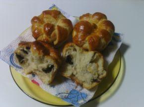 Снимка 2 от рецепта за Мъфини с маслинова паста