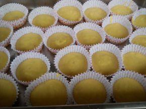 Снимка 3 от рецепта за Мъфини с мед и сусам