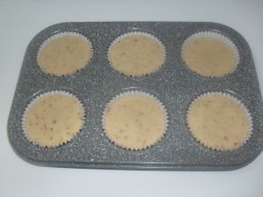 Снимка 3 от рецепта за Мъфини с орехови и кайсиеви ядки