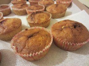 Снимка 9 от рецепта за Мъфини с помело, мандарини и шоколад