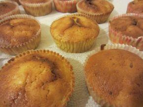 Снимка 6 от рецепта за Мъфини с помело, мандарини и шоколад