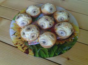 Снимка 3 от рецепта за Мъфини с рикота, банани и натрошени бадеми