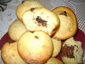 Снимка 2 от рецепта за Мъфини с шоколад и лимонова кора