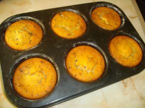 Снимка 2 от рецепта за Мъфини с шоколад и портокал