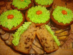 Снимка 4 от рецепта за Мъфини с шоколад и портокал