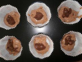 Снимка 3 от рецепта за Мъфини с течен шоколад