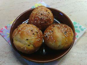 Снимка 2 от рецепта за Мъфини със сирене