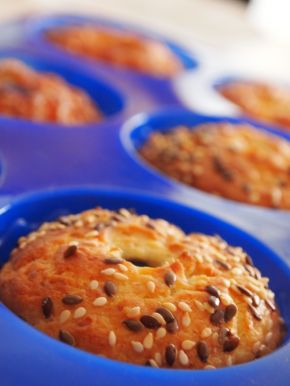 Снимка 5 от рецепта за Мъфини `Закуска`