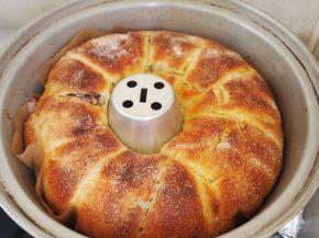 Снимка 2 от рецепта за Мързелив козунак