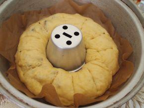 Снимка 3 от рецепта за Мързелив козунак