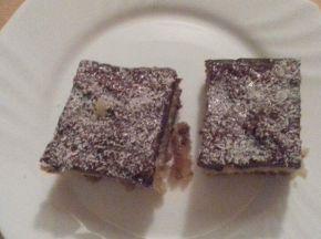Снимка 3 от рецепта за Надупчен сладкиш с пудинг шоколад