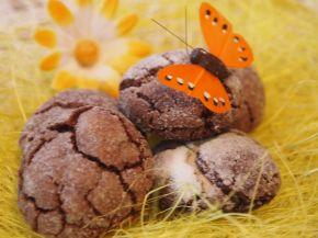Снимка 2 от рецепта за Напукани бисквитки