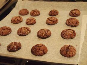 Снимка 3 от рецепта за Напукани бисквитки