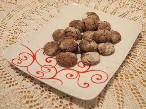 Снимка 4 от рецепта за Напукани бисквитки
