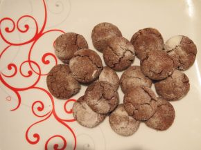 Снимка 5 от рецепта за Напукани бисквитки