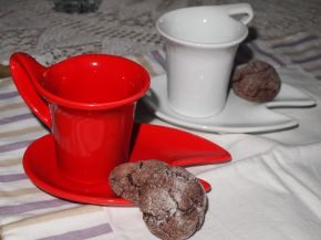 Снимка 7 от рецепта за Напукани бисквитки