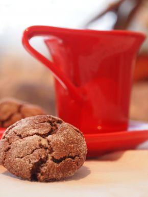 Снимка 8 от рецепта за Напукани бисквитки