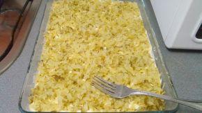 Снимка 6 от рецепта за Настъргана салата `Ники`