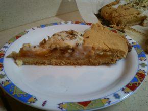Снимка 6 от рецепта за Нестандартен пай от праскови