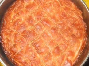 Снимка 2 от рецепта за Новогодишна баклава