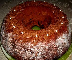 Снимка 3 от рецепта за Обикновен кекс