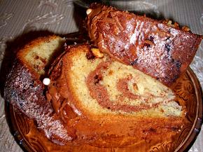 Снимка 4 от рецепта за Обикновен кекс