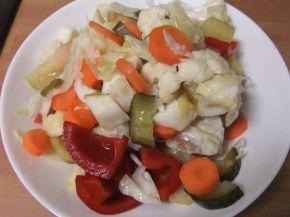 Снимка 7 от рецепта за Обикновена туршия - II вариант