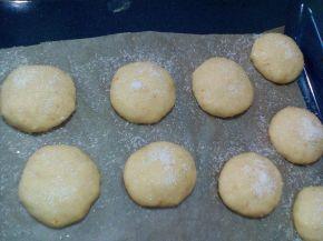 Снимка 5 от рецепта за Обикновени домашни курабии