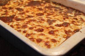 Снимка 4 от рецепта за Огретен от тиквички и картофи
