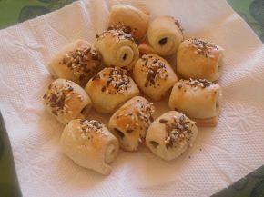 Снимка 8 от рецепта за Охлювчета с маслинка
