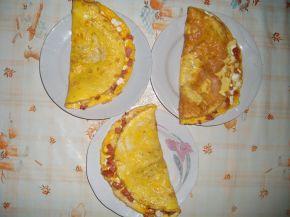 Снимка 2 от рецепта за Омлет `Асорти`