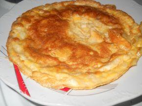 Снимка 2 от рецепта за Омлет с плънка от гъби, моркови и сирене Едам